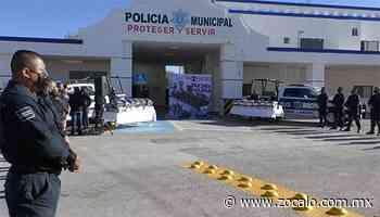 Celebran el Día del Policía en Ramos Arizpe; entregan nuevos uniformes - Periódico Zócalo