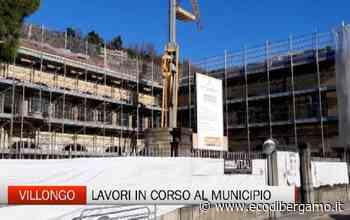 Villongo, lavori prima al municipio e poi alla scuola primaria - L'Eco di Bergamo