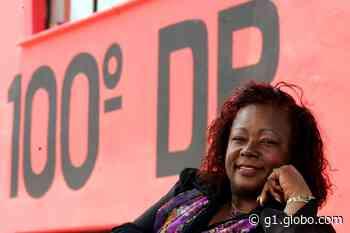 Maria Clementina de Souza, 1ª delegada negra de São Paulo, morre aos 64 anos - G1