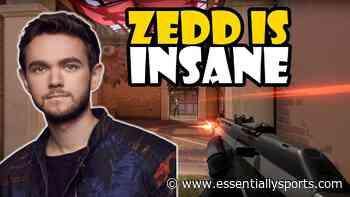 Famous DJ Zedd Becomes Immortal in Valorant - EssentiallySports