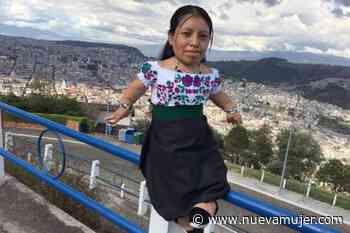 Rosita Betún una tik toker ecuatoriana que rompe barreras - Nueva Mujer