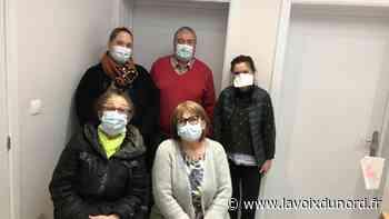 Comines: Le centre de soins infirmiers du Bas-Chemin toujours sur le front de la lutte contre le Covid - La Voix du Nord