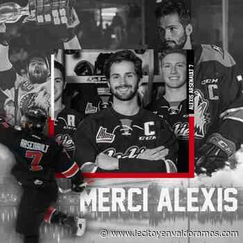 Alexis Arsenault prend le chemin de Victoriaville - Le Citoyen Val-d'Or - Amos