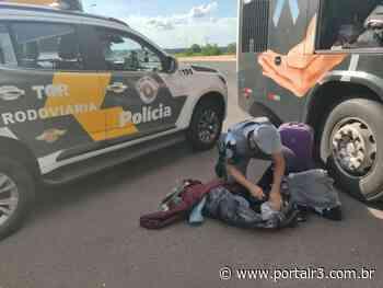Polícia prende homem transportando droga em Presidente Venceslau - PortalR3