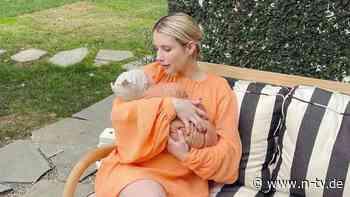 Kind mit Garrett Hedlund: Emma Roberts zeigt erstes Babyfoto