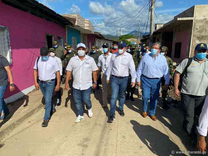 Mindefensa atribuye al ELN masacre de cinco personas en Montecristo, Bolívar - EL HERALDO