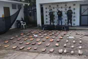 A la cárcel fue enviado un hombre por cargar en un carro más de 140 kilogramos de cocaína - Alerta Tolima
