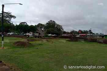 Pital da un paso hacia el sueño de tener su propio parque - San Carlos Digital