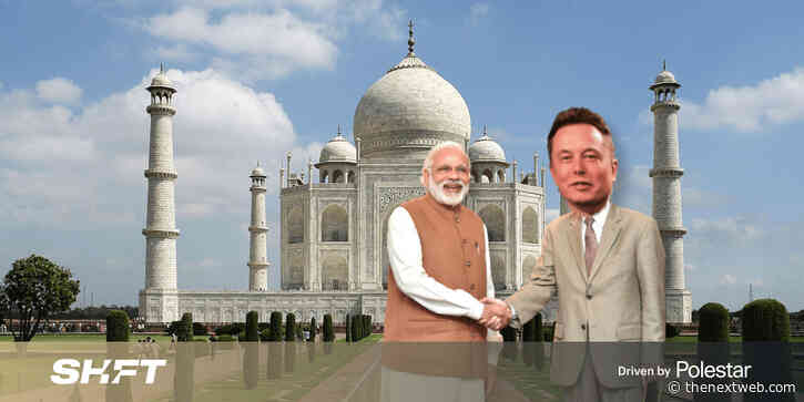Tesla finally has an office in India — but don't expect its cars for a while