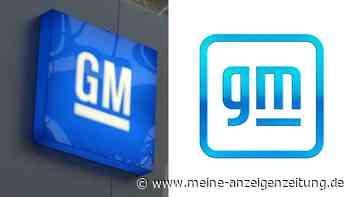 """Markenfans verärgert über neues GM-Logo: """"Sieht aus wie ein Baby-Elefant"""""""