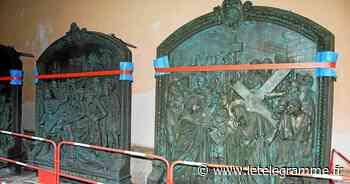 Le chemin de Croix de Sainte-Anne-d'Auray va retrouver son cloître - Le Télégramme