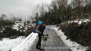Espalion : un marcheur de l'extrême sur le chemin de Saint-Jacques - Centre Presse Aveyron
