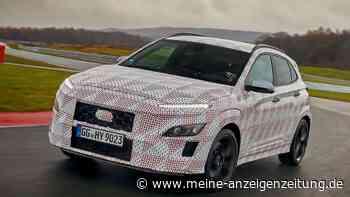 Hyundai Kona N: Erste Ausfahrt zeigt, was dem Power-SUV leider fehlt
