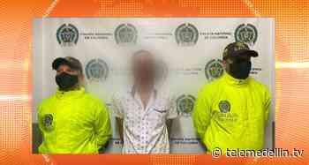 Capturado presunto responsable de doble homicidio en Yolombó - Telemedellín