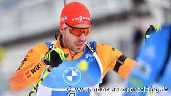 Biathlon in Oberhof im Live-Ticker: Platzt heute der deutsche Knoten? Männer sprinten ums Podest
