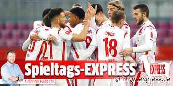 Spieltags-EXPRESS – Der Newsletter über den 1. FC Köln - EXPRESS