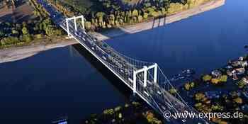 A4 Köln: Autobahnbrücke Rodenkirchen droht Abriss - EXPRESS