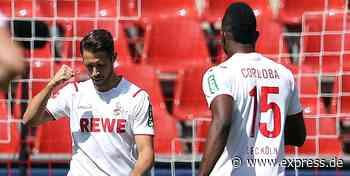 1. FC Köln: Wiedersehen mit Jhon Cordoba und Mark Uth - EXPRESS