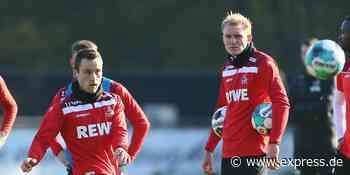 1. FC Köln hat Christian Clemens freigestellt - EXPRESS