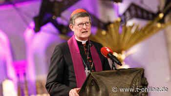 Köln: Erzbistum nimmt Drohung nach Rainer Maria Woelki-Kritik zurück - t-online - Köln