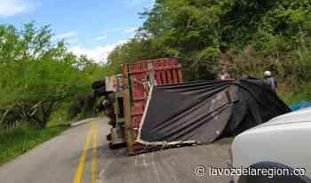 Accidente de tránsito dejó una persona herida en la vía Timaná - Altamira - Noticias