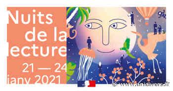 Semaine de la lecture Collège Alfred de Vigny jeudi 21 janvier 2021 - Unidivers