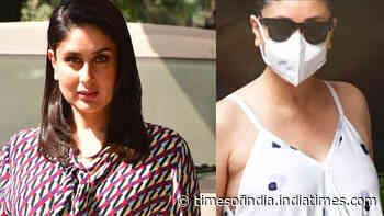 Kareena Kapoor Khan's maternity wardrobe choices that won our hearts