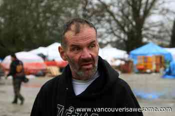 Warming tent, showers installed at Strathcona homeless camp - Vancouver Is Awesome