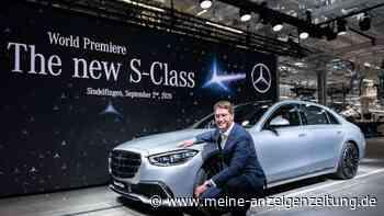 Blamage: Daimler muss groß angekündigte S-Klasse zurückrufen