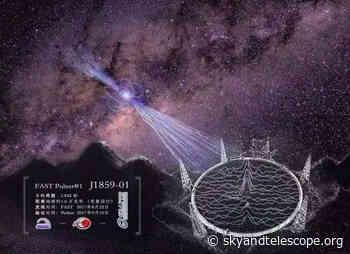 China Opens World's Largest Radio Telescope to International Scientists