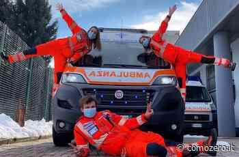 Servizio Civile Universale, per la Croce Azzurra posti a Como, Porlezza, Rovellasca: info, compenso, ore - ComoZero