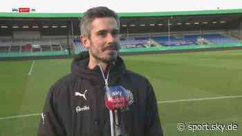 Kiel Video: Fin Bartels vor dem DFB-Pokalspiel gegen den FC Bayern - Sky Sport