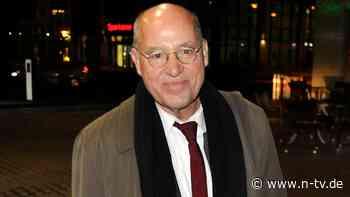 Von wegen Lockdown-Speck: Gregor Gysi nimmt 14 Kilo ab
