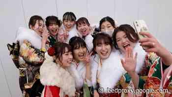 Japan celebrates coming-of-age day despite recent COVID-19 surge