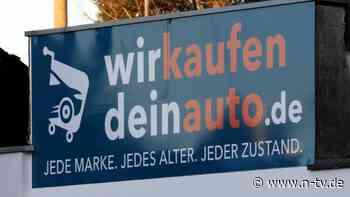 Auto1 hofft auf Milliarden: Online-Autohändler kündigt Börsengang an