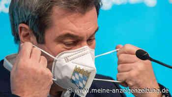Söder nennt neue Details zur FFP2-Maskenregel - Homeoffice-Gipfel ohne Ergebnis - Pressekonferenz jetzt live