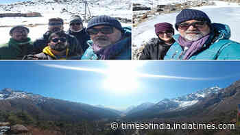 Tolly Tales: Srijit shoots at Sikkim's Zero Point, Priyanka's fitness secret and more
