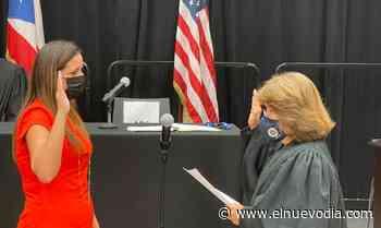 Giselle López Soler jura como nueva magistrada del Tribunal federal en Puerto Rico - El Nuevo Dia.com