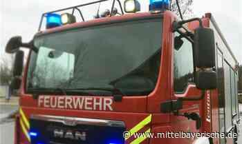 Wohnhaus in Wolfstein brannte - Mittelbayerische