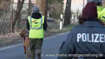 Vermisste Rebecca Reusch: Zeugin beobachtet Verdächtigen im Wald