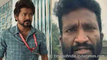 'Eeswaran' director Susienthiran reviews Vijay's 'Master'