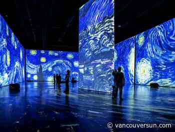 Immersive Van Gogh exhibition coming to Vancouver Convention Centre