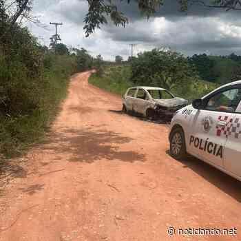 Motorista de aplicativo é assaltado e tem carro queimado em Francisco Morato - Rede Noticiando