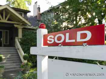 B.C. home sales up more than 20 per cent in 2020: BCREA report