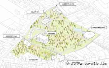 Brecht krijgt nieuw gemeentehuis als onderdeel van groot park