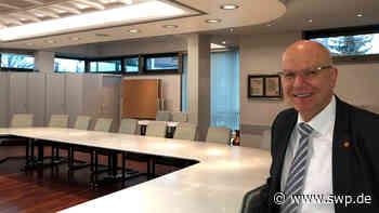 Bürgermeistergespräch mit Martin Bernhard: Tamm baut für die Zukunft - SWP