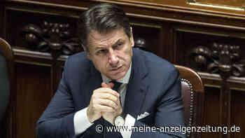 Koalition in Italien geplatzt: Regierungskrise um Conte spitzt sich zu