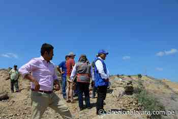 Paita: instalarán sistema de alerta temprana comunitaria en distrito de La Huaca - El Regional