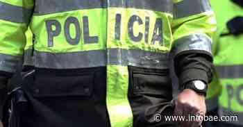 Asonada en la estación de Policía de Ambalema, Tolima - infobae