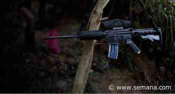 Le roban el fusil a un policía en Ambalema, Tolima - Semana